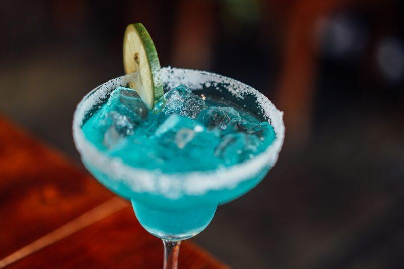 blue lemonade margarita recipe